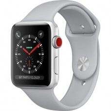Умные часы Apple Watch Series 3 Cellular Aluminum 38 - изображение 1
