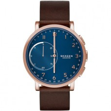 Умные часы Skagen Hagen Connected Leather