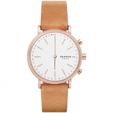 Умные часы Skagen Hald Connected Leather