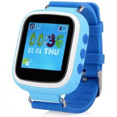 Умные часы Tiroki Smart Baby Watch GPS Q60S - изображение 1